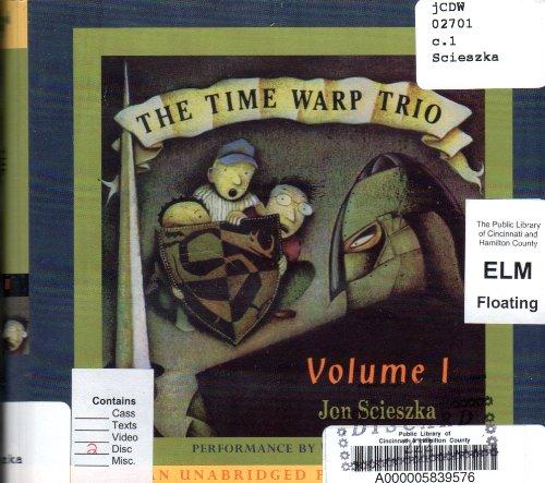 9780307207425: The Time Warp Trio Series: Volume I