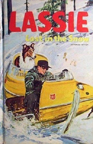 9780307215048: Lassie Lost in the Snow