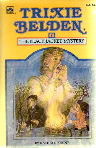 Trixie Belden and The Black Jacket Mystery: Kathryn Kenny