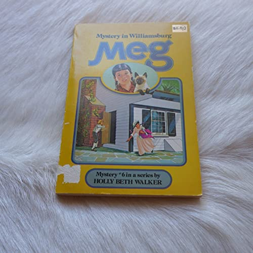 9780307215475: Meg and the Mystery in Williamsburg