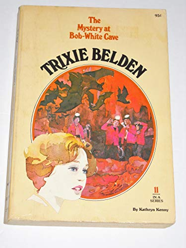 Trixie Belden and The Mystery at Bob-White: Kenny, Kathryn
