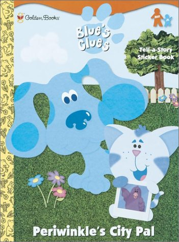 Periwinkle's City Pal (Press-out Activity Book): Golden Books
