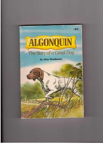9780307216182: Algonquin
