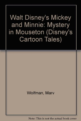 9780307218063: Mystery in Mouseton (Walt Disney's Mickey and Minnie)