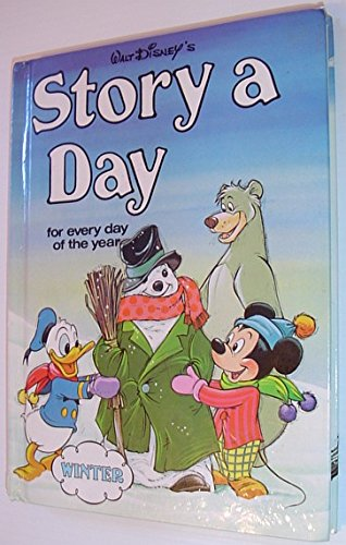 9780307230331: Walt Disney's Story a Day for Every Day of the Year: Winter