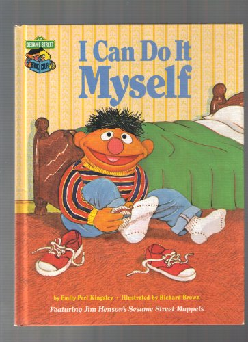 9780307231048: I Can Do It Myself: Featuring Jim Henson's Sesame Street Muppets