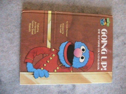 9780307231055: Going up with Grover: A counting book