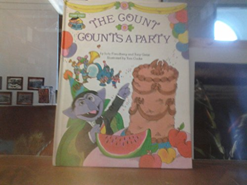 9780307231062: The Count counts a party: Featuring Jim Henson's Sesame Street muppets