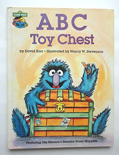 9780307231291: ABC toy chest: Featuring Jim Henson's Sesame Street Muppets