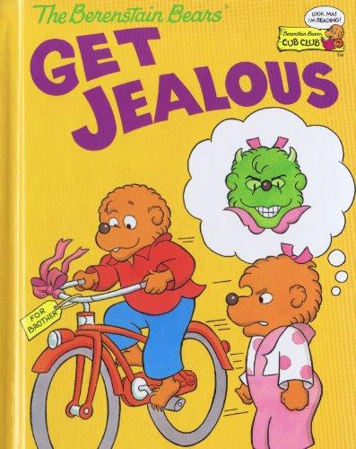 9780307231772: The Berenstain Bears Get Jealous (Berenstain Bears Cub Club)