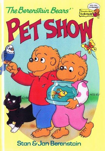 9780307232090: The Berenstain Bears' Pet Show (Cub Club)
