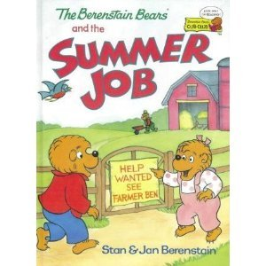 9780307232168: The Berenstain Bears and the Summer Job