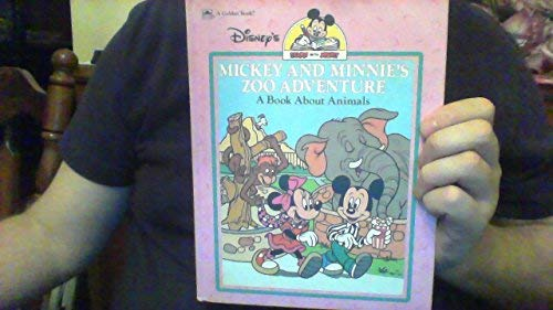 Mickey and Minnie's Zoo Adventure (Disney's Learn: Cindy West