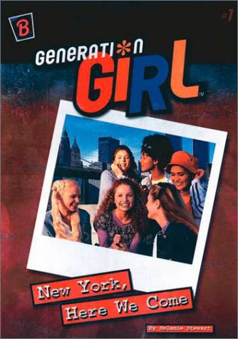 9780307234506: New York, Here We Come (Generation Girl)