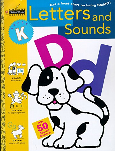 9780307235367: Letters and Sounds (Kindergarten) (Step Ahead)