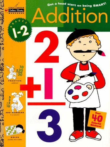 9780307235398: Addition (Grades 1 - 2) (Step Ahead)