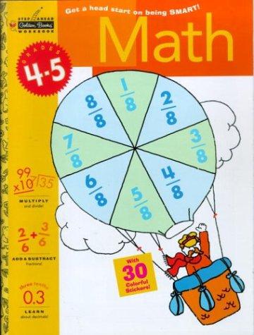 9780307235794: Math (Grades 4-5) (Step Ahead)