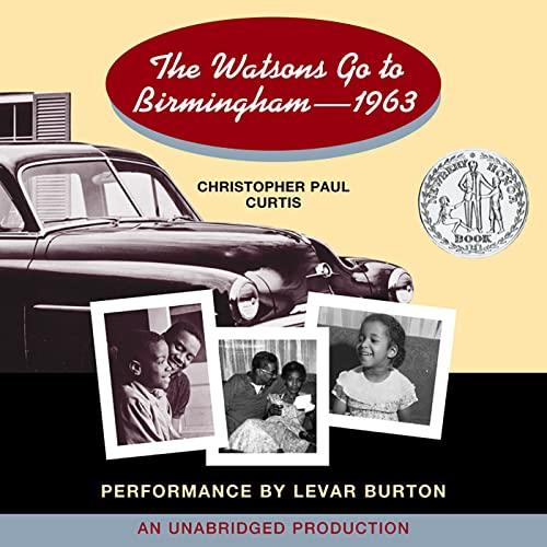 9780307243171: The Watsons Go To Birmingham--1963