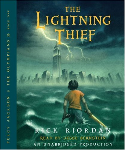 9780307245311: The Lightning Thief (Percy Jackson and the Olympians, Book 1)