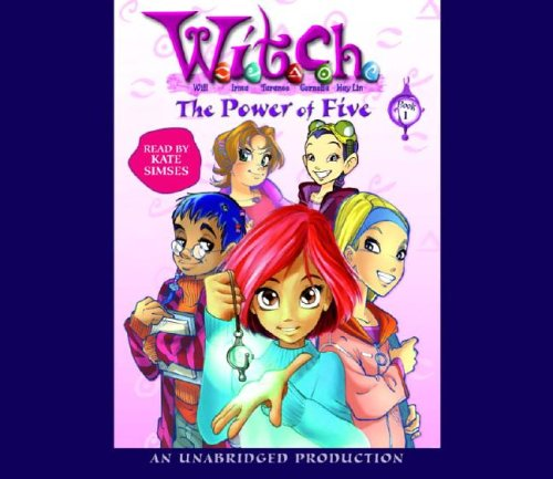 9780307245786: The Power of Five: W.I.T.C.H. Book 1