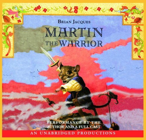 Martin the Warrior (Lib)(CD) (Redwall): Brian Jacques
