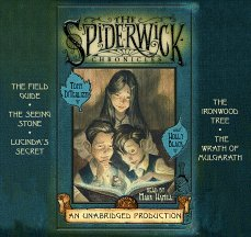 The Spiderwick Chronicles Books 1-5 : The Field Guide; The Seeing Stone; Lucinda's Secret; The Ir...