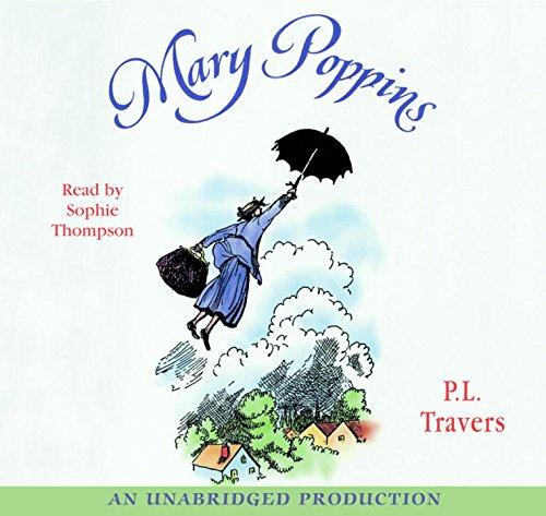 Mary Poppins (Lib)(CD): Travers, P. L.