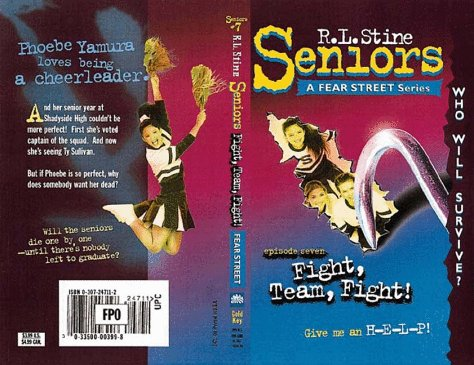 9780307247117: Fight Team, Fight! (Fear Street Seniors, No. 7)