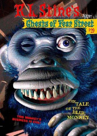 9780307249029: Tale of the Blue Monkey (Ghosts of Fear Street)