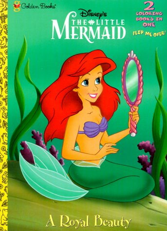 9780307252258: A Royal Beauty/Fit to Be a Princess (Disney's the Little Mermaid)