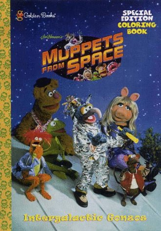 9780307257246: Muppets From Space: Intergalactic Gonzos