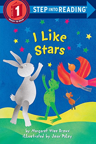 Rdread:I Like Stars L1 (Step Into Reading - Level 1 - Quality): Wise Brown, Margaret