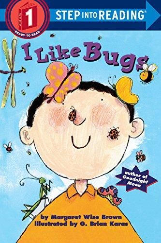 9780307261076: I Like Bugs (Step-Into-Reading, Step 1)