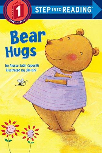 9780307261137: Bear Hugs (Step-Into-Reading, Step 1)