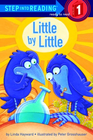 Little by Little (Step-Into-Reading, Step 1): Linda Hayward