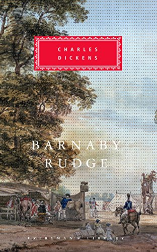 9780307262905: Barnaby Rudge (Everyman's Library)