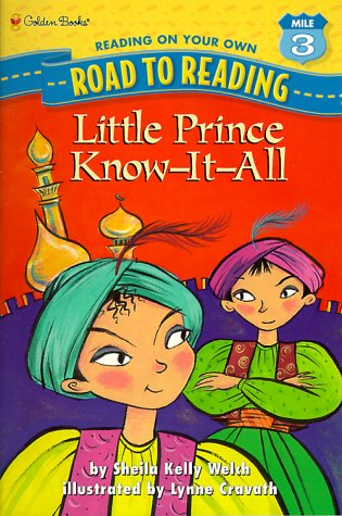 Little Prince Know-It-All: Welch, Sheila Kelly;Welch,