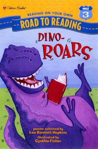 9780307263278: Dino-Roars (Road to Reading)