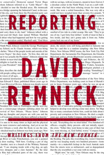 9780307263582: Reporting: Writings from the New Yorker