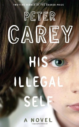 His Illegal Self *SIGNED* Uncorrected Proof