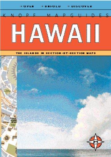 9780307263858: Knopf MapGuide: Hawaii (Knopf Mapguides)