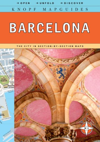 9780307263865: Knopf MapGuide: Barcelona (Knopf Mapguides)