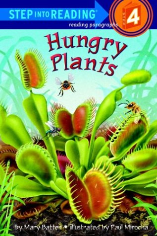 9780307264015: Hungry Plants (Road to Reading)