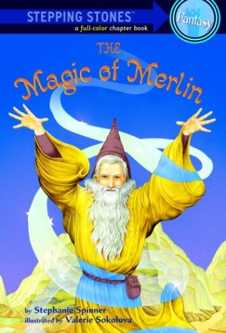 9780307264039: The Magic of Merlin (Road to Reading)