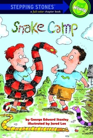 9780307264060: Snake Camp (Stepping Stone Chapter Books)