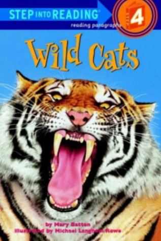 9780307264152: Wild Cats (Road to Reading)