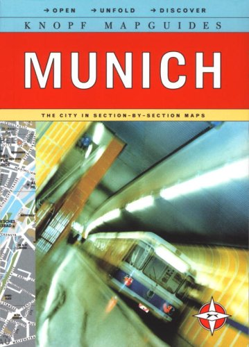 9780307264459: Knopf MapGuide: Munich (Knopf Mapguides)