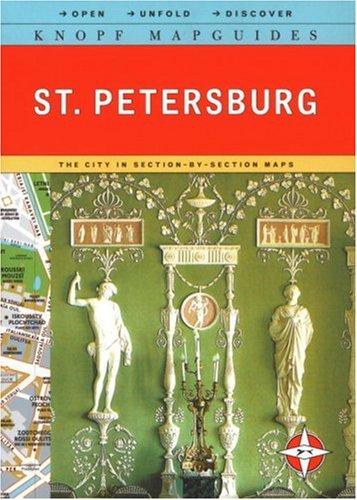9780307264473: Knopf MapGuide: St. Petersburg