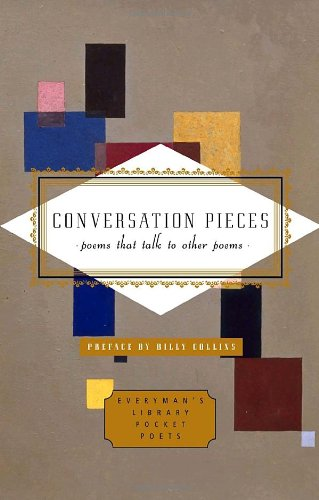 Conversation Pieces: Poems Tha