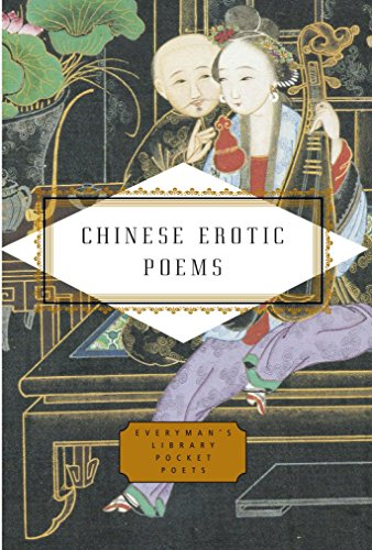 9780307265678: Chinese Erotic Poems (Everyman's Library Pocket Poets Series)
